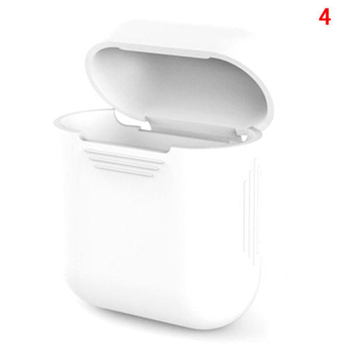 Silicone Shock Proof Protective Case Sleeve Skin Cover for AirPods True Wireless Headphone - Itstechy.com
