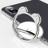 Universal Accessories Grip Finger Ring Mount Cell Phone Stand Washable 360 Degree Rotation Repeated Use Desk - Itstechy.com