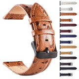 Leather Wrist Watch Strap Band Buckle Belt Replaceme For IWatch Apple Watch 38mm - Itstechy.com