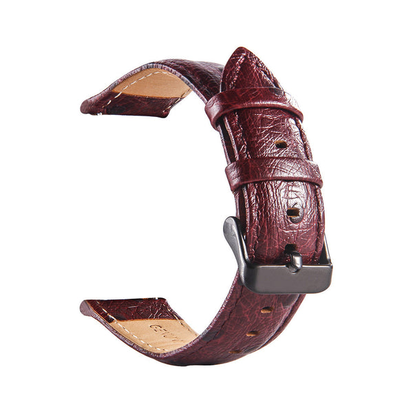 Leather Wrist Watch Strap Band Buckle Belt Replaceme For IWatch Apple Watch 42mm - Itstechy.com