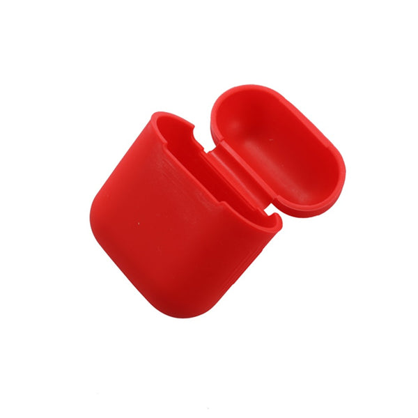 Silicone Earphone Case Wireless BT Earphone Storage Box Portable Headphone Cases for Airpods Protective Sleeve - Itstechy.com