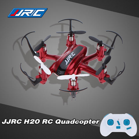 Original JJR/C H20 2.4G 4 Channel 6-Axis Gyro Nano Hexacopter Drone with CF Mode/One Key Return RTF RC Quadcopter - Itstechy.com