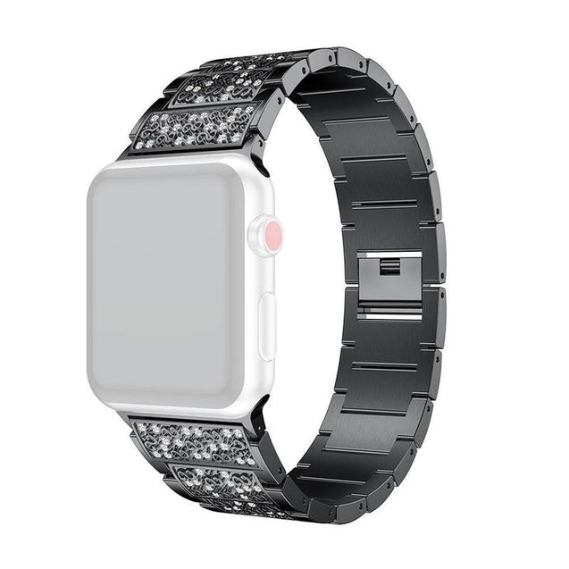 Stainless Steel Bracelet iWatch Band Strap For Apple Watch Series 3 2 1 38/42MM - Itstechy.com