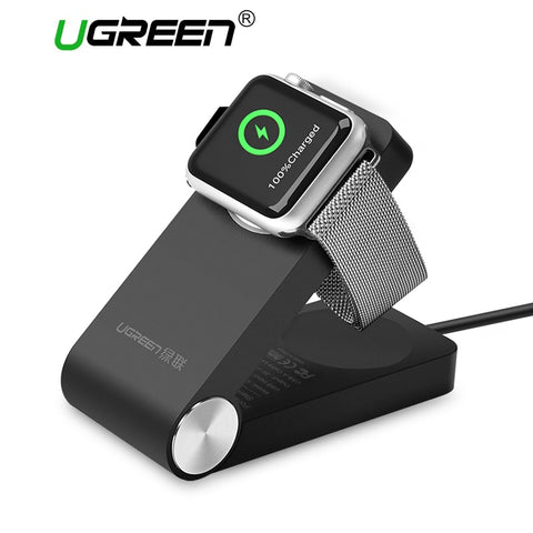 Ugreen Wireless Charger for Apple Watch Charger Foldable MFi Certified Charger 1.2m Cable For Apple Watch Series 4/3/2/1 Charger - Itstechy.com
