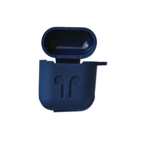 Silicone Case for Apple AirPods Wireless BT Headset Protective Storage Box Cover Pouch - Itstechy.com