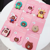 Silicone Squishy toys phone Expanding Stand and Grip Squeeze Toys Stress Relief Toy popsocket oyuncak Girls toys 2019 - Itstechy.com