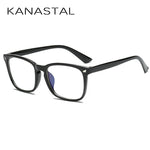 Kanastal Blue Rays Computer Glasses Women Blue Light Coating