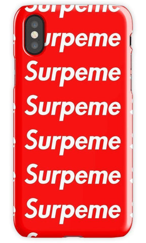 Supreme Hypebeast Mobile Cover - Itstechy.com