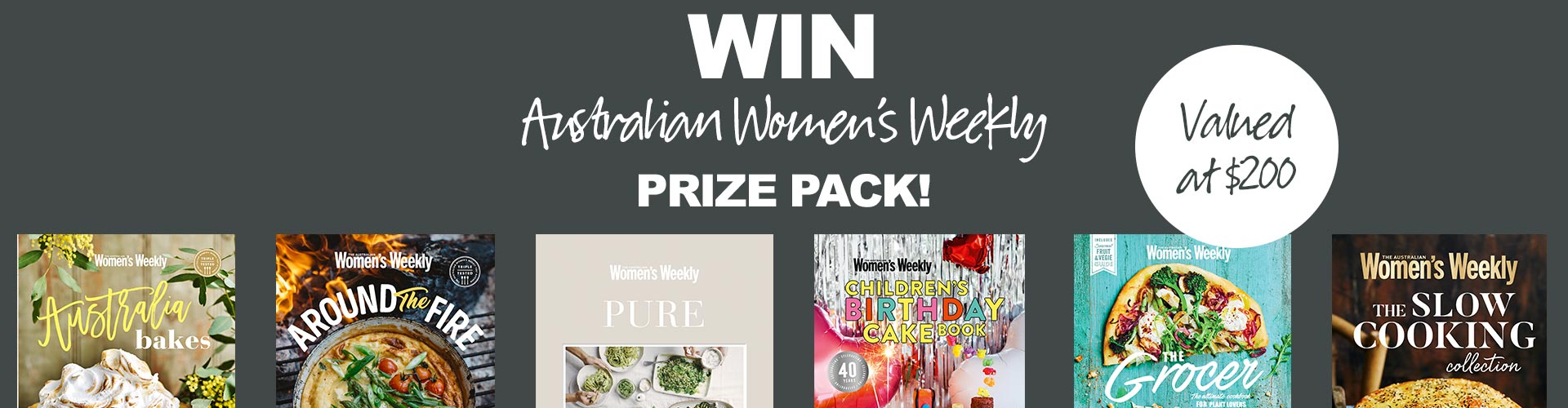 Australian Women's Weekly Wiltshire Competition