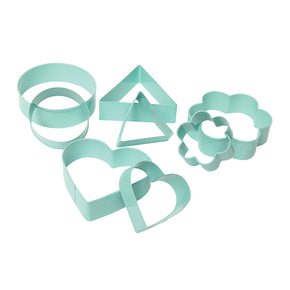 Cookie Cutters Set of 8