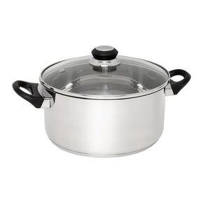 Classic Casserole 24cm with Glass Lid