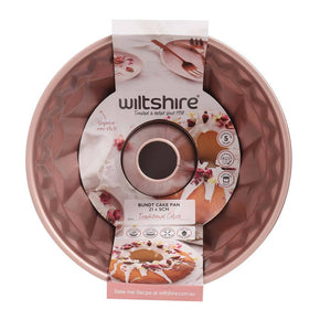 Rose Gold Bundt Pan 21cm