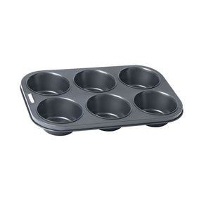Easybake Texas Muffin Pan 6 Cup