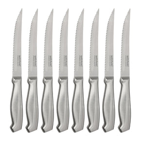 Stainless Steel Steak Knife 8 Piece