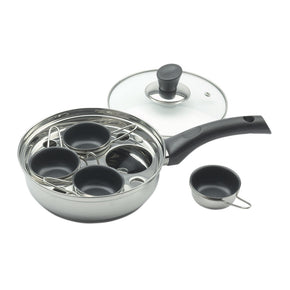 Soho 4 Cup Non-Stick Egg Poacher