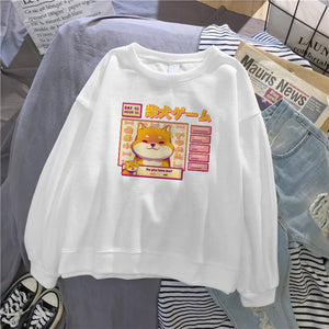 [Nintendo 64 x Shiba Collection] - Retro Sweater