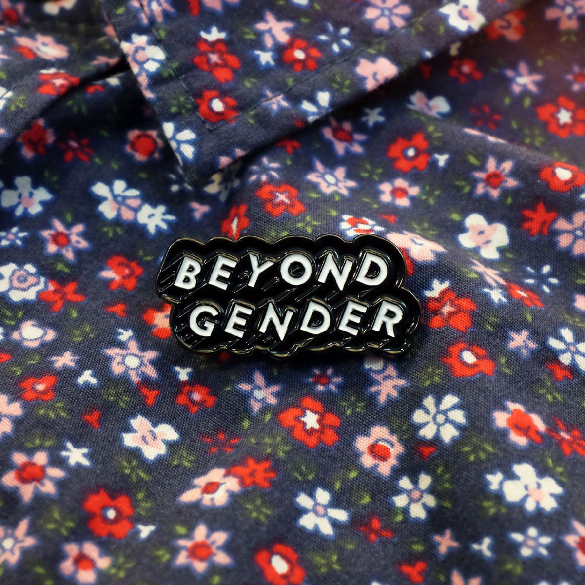 Beyond Gender Pin