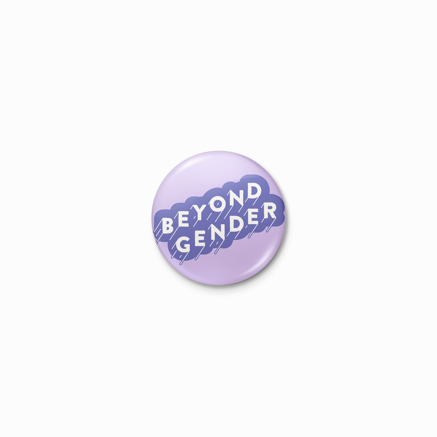 Beyond Gender Button