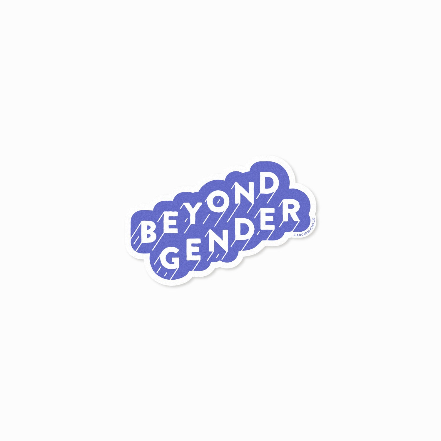 Beyond Gender Sticker