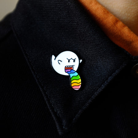 Gay Boo Pin