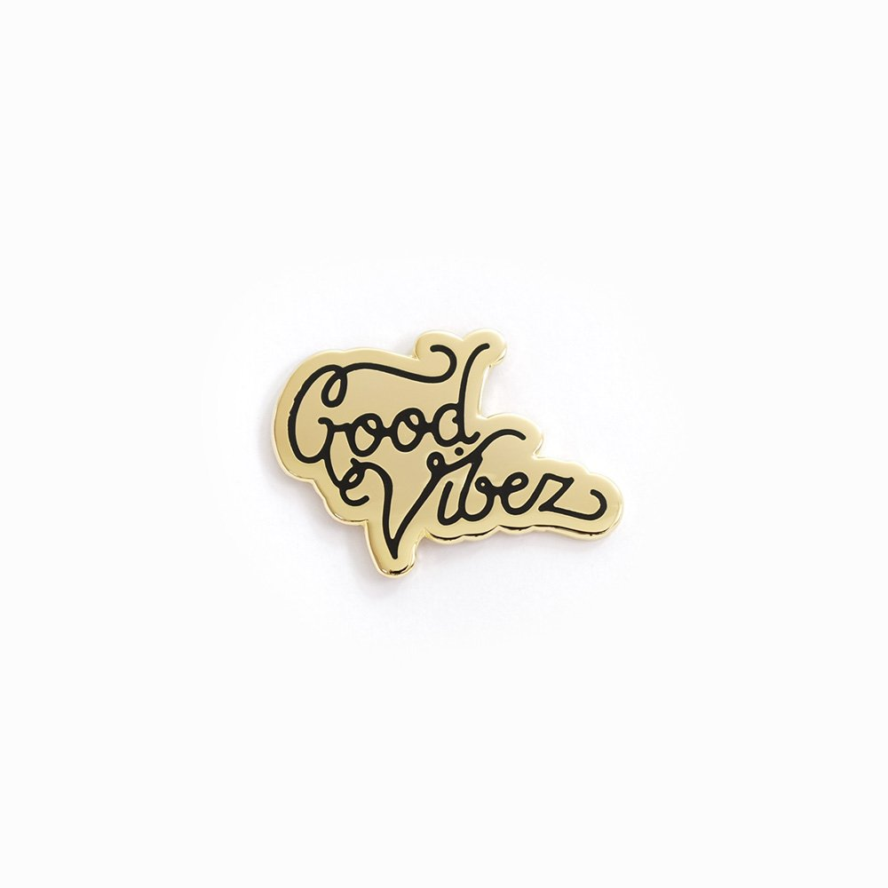 Good Vibez Pin