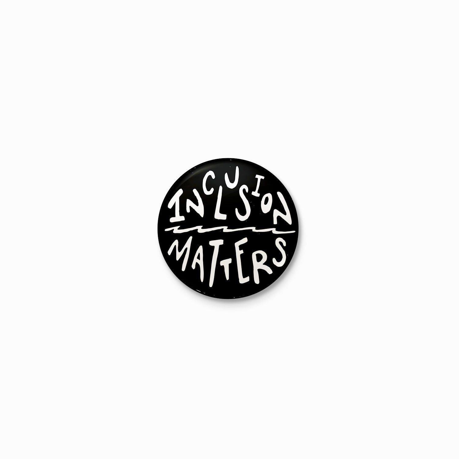 Inclusion Matters Button