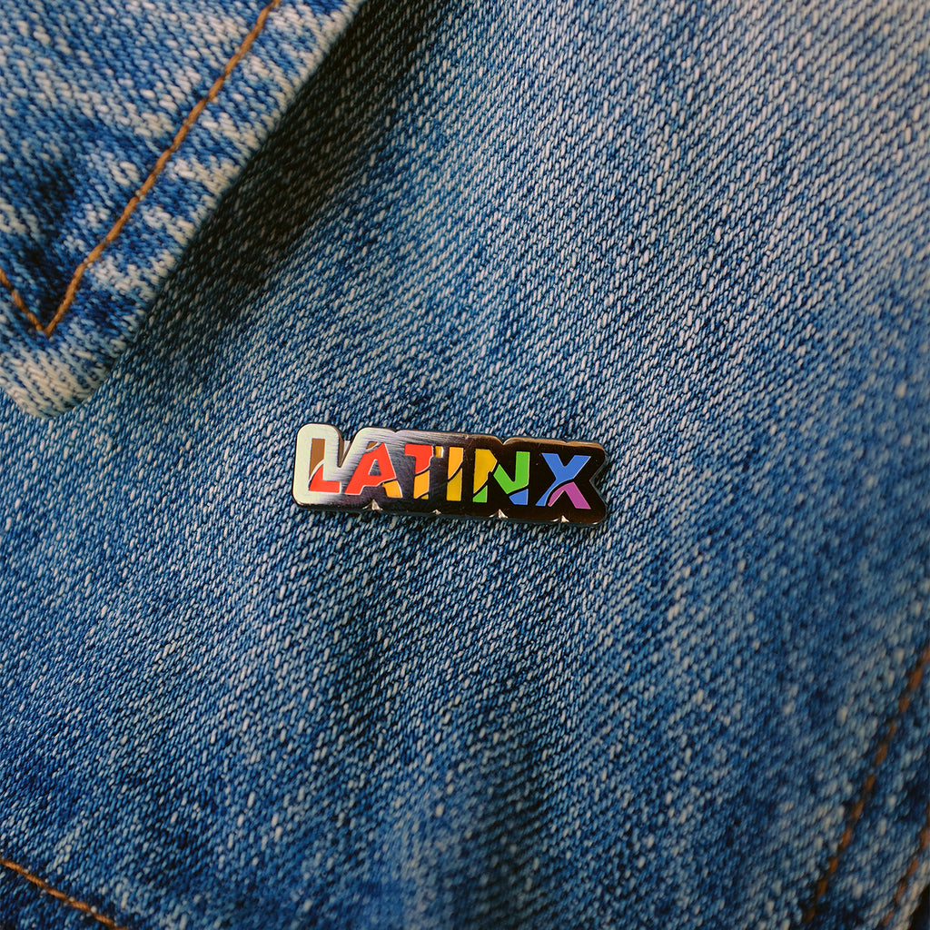 Latinx Pride Pin