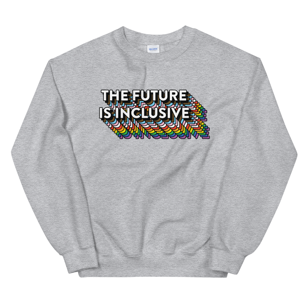 The Future Is Inclusive Sweater