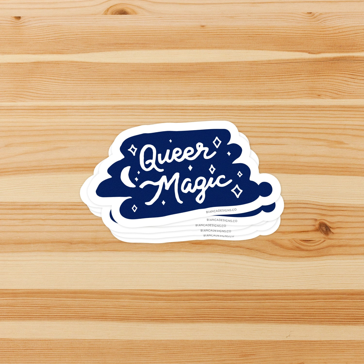 Queer Magic Sticker