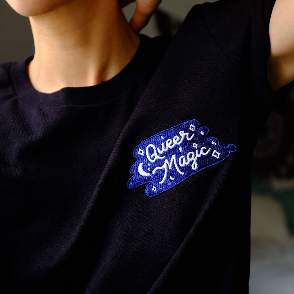 Queer Magic Embroidered T-Shirt