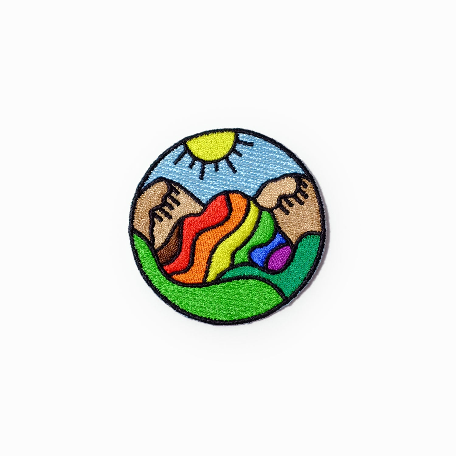 Rainbow Mtn Patch
