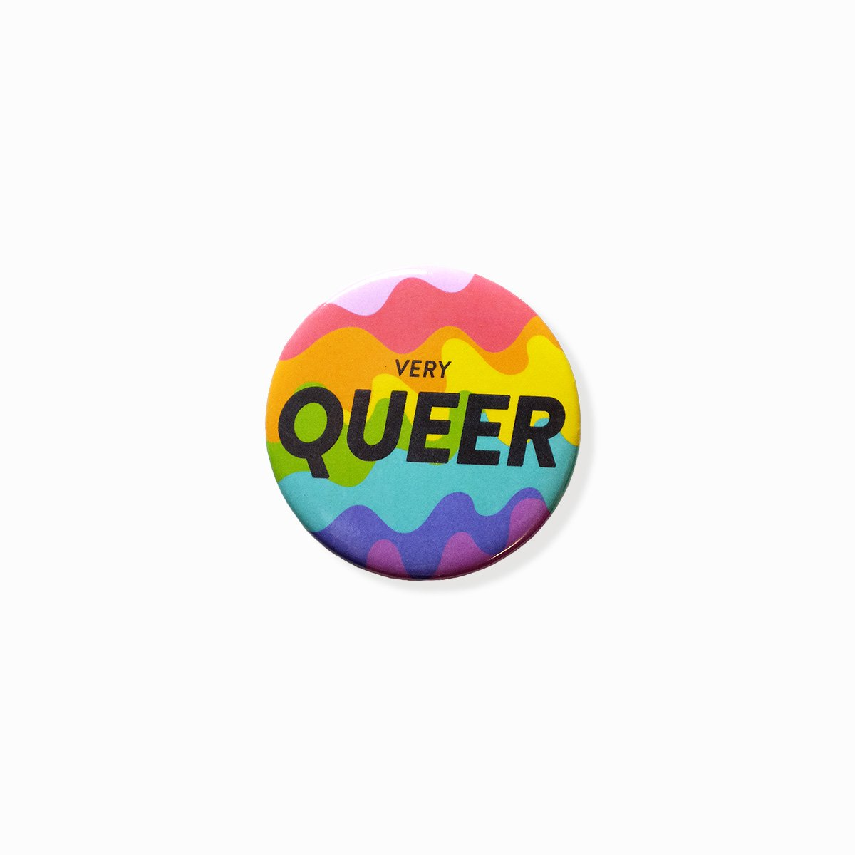 Very Queer Button