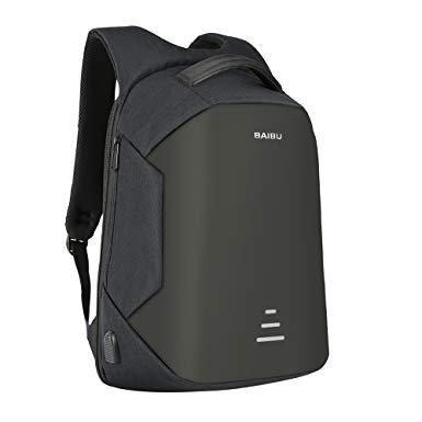Best Anti-Theft Waterproof Modern Backpack - giftsgadgetsandgizmos.com