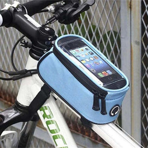 Bike Bag with Screen Touch - giftsgadgetsandgizmos.com