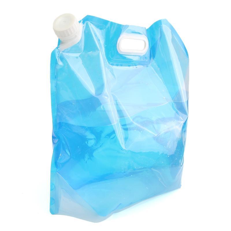 10L Collapsible Camping Water Carrier - giftsgadgetsandgizmos.com