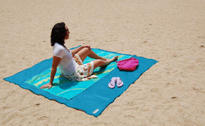 Magic beach mat 1.2M*1.5M, 1.5M*2M, 2M*2M easy to clean up