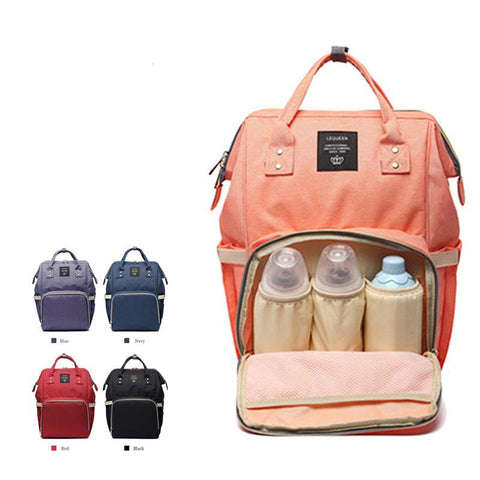 Image of Maternity Nappy Backpack - giftsgadgetsandgizmos.com