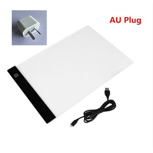 Ultra Thin A4 LED Light Tablet Pad