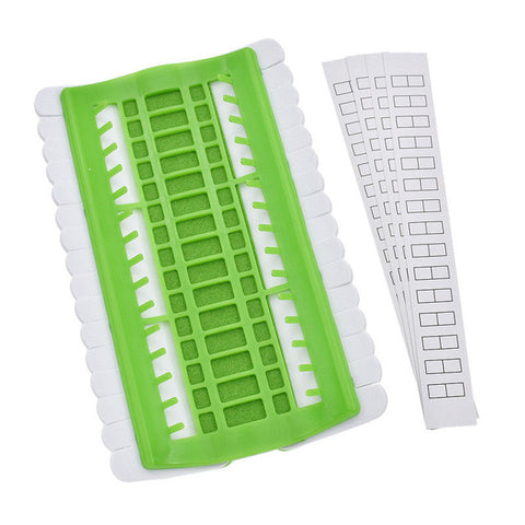 Image of Cross Stitch Embroidery Floss Thread Organizer - giftsgadgetsandgizmos.com