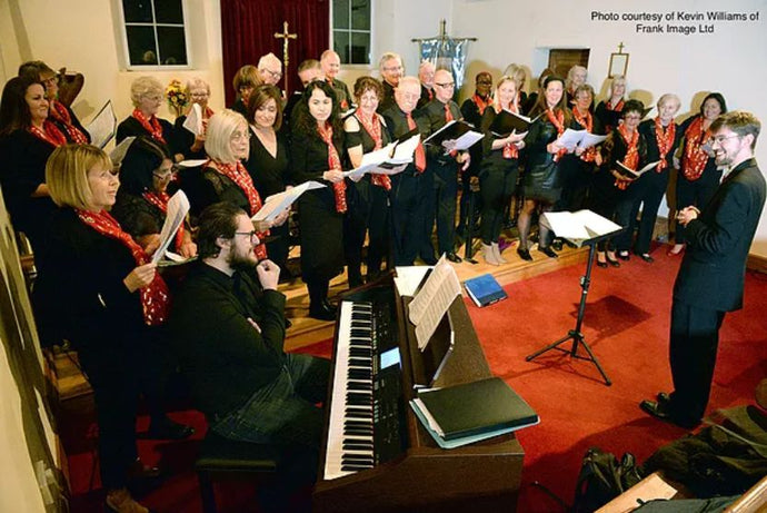 Taff's Well Community Singers to sing at private exhibition preview evening