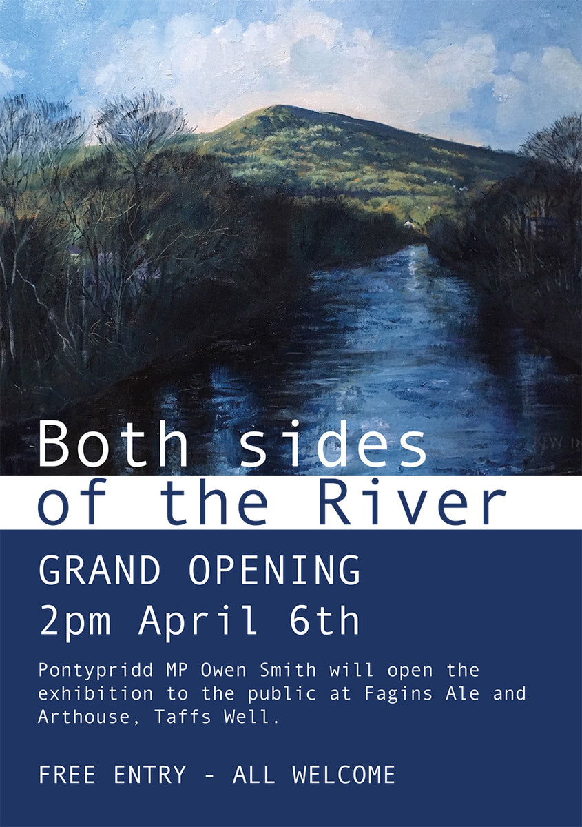 Both Sides of the River Exhibition Grand Opening