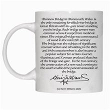 Load image into Gallery viewer, Gift - Mug - Monnow Bridge Monmouth