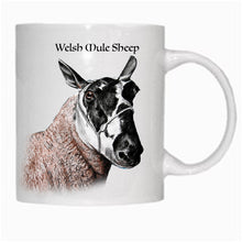 Load image into Gallery viewer, Gift - Mug - Welsh Mule Sheep