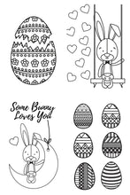 Load image into Gallery viewer, Easter Coloring Book {17 PAGES}