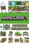 MASSIVE Minecraft Party Pack