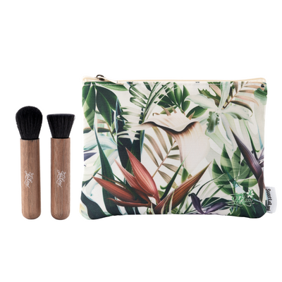 Beauty Bag & Brushes