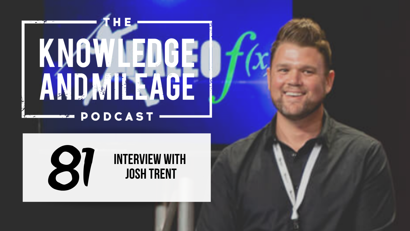 EP 81: How Breathing Calms Stress and Kicks Off Recovery: Interview with Josh Trent