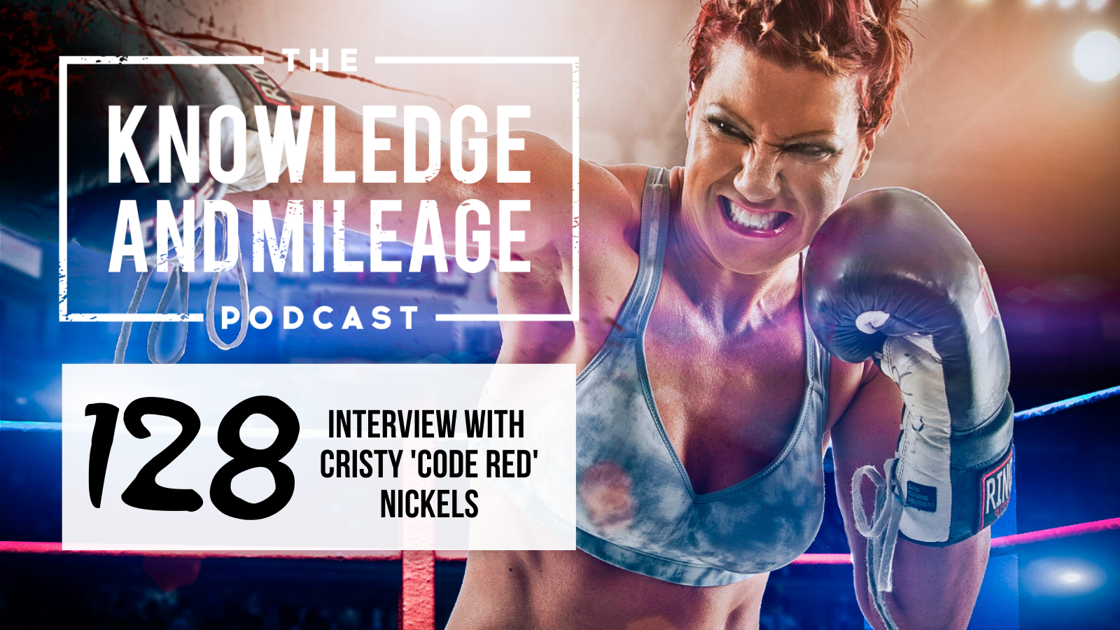 "EP 128: Building a $10 Million Online Fitness Business with Cristy ""Code Red"" Nickel"
