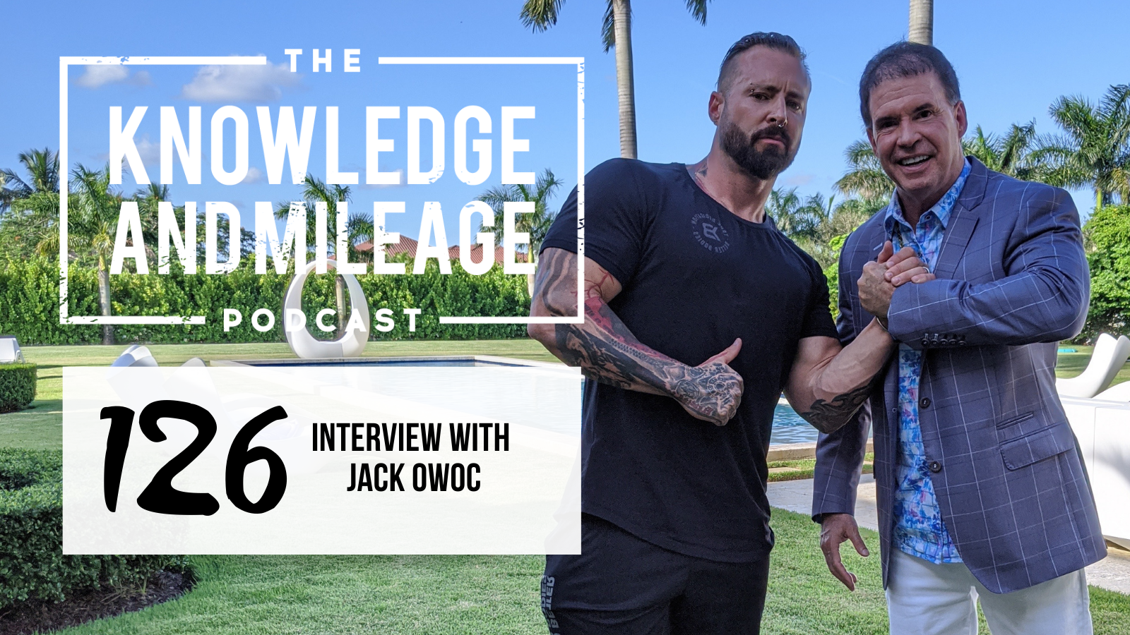 EP 126: From Struggling Science Teacher to Billionaire CEO with Bang Energy's Jack Owoc