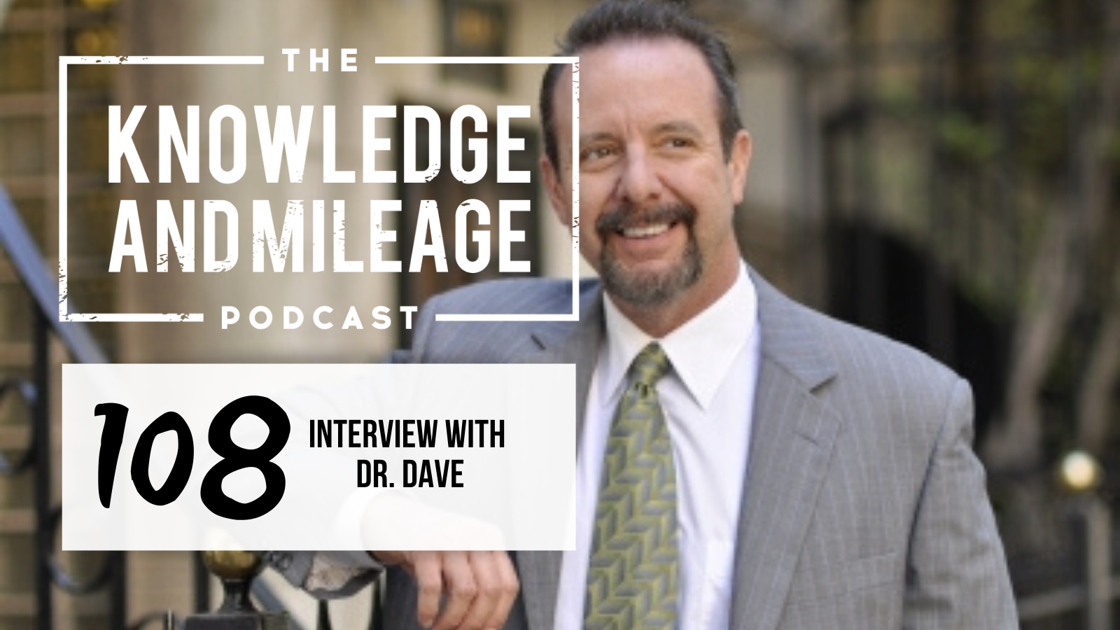 EP 108: How to Reverse Your Biological Age with One of the World's Leading Anti-Aging Doctor Dave Woynarowski